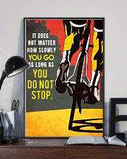 YOU DO NOT STOP 11x17 Poster lifestyle-poster-2