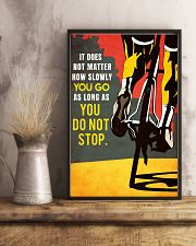YOU DO NOT STOP 11x17 Poster lifestyle-poster-3