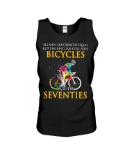Equal Cycling SEVENTIES Men Shirt  Unisex Tank tile