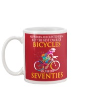 Equal Cycling Seventies Women Mug back