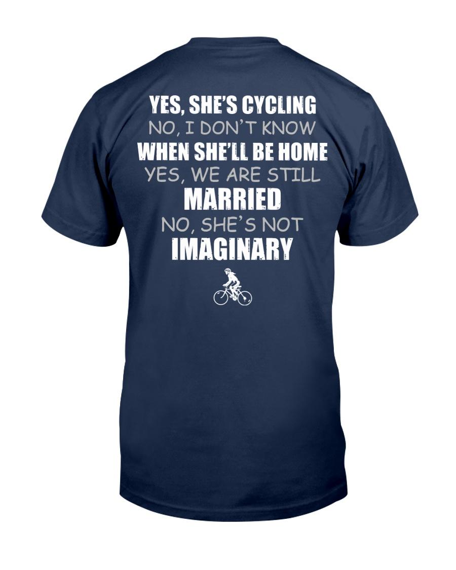 YES-SHE'S CYCLING Classic T-Shirt
