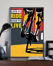 LIVE TO RIDE - RIDE TO LIVE 11x17 Poster lifestyle-poster-2