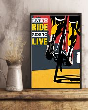 LIVE TO RIDE - RIDE TO LIVE 11x17 Poster lifestyle-poster-3