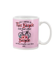 All I Need Is This Bicycle Mug thumbnail