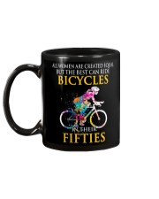 Equal Cycling Fifties Women Mug back