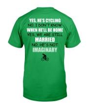 HE'S CYCLING Classic T-Shirt thumbnail