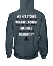 HE'S CYCLING Hooded Sweatshirt thumbnail