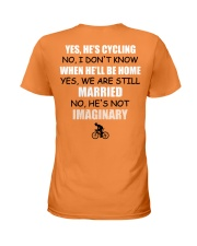 HE'S CYCLING Ladies T-Shirt thumbnail