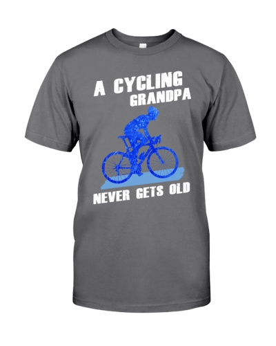 A Cycling Grandpa - Never Gets Old