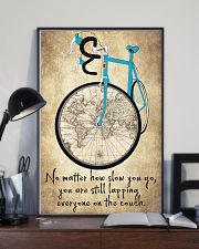 No Matter How Slow You Go 11x17 Poster lifestyle-poster-2