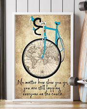 No Matter How Slow You Go 11x17 Poster lifestyle-poster-4