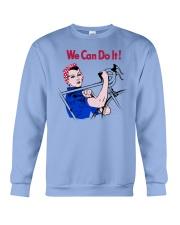 We Can Do It Crewneck Sweatshirt thumbnail
