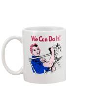 WE CAN DO IT Mug back