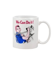 WE CAN DO IT Mug front