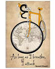 Cycling Quotes That Will Inspire You To Get Out  11x17 Poster front