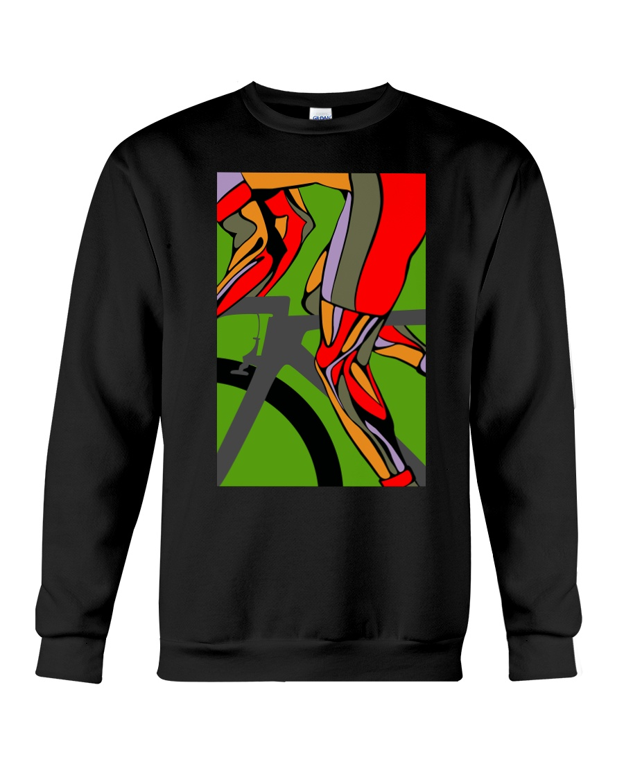 CYCLING LEGS Crewneck Sweatshirt