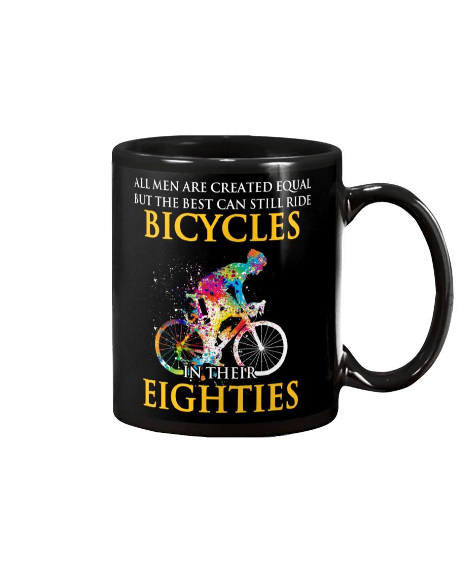 Equal Cycling Eighties Men Mug