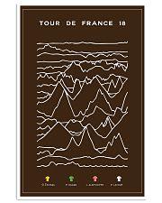 TOUR DE FRANCE 2018 16x24 Poster front