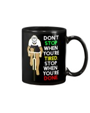 Sprueche Fahrrad Inspiration Motivation Mug thumbnail
