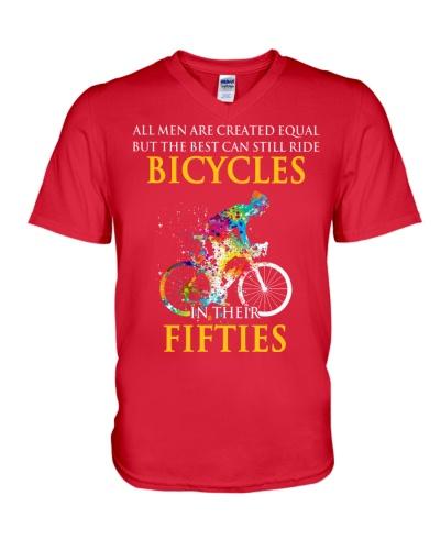 Equal Cycling FIFTIES Men Shirt - FRONT