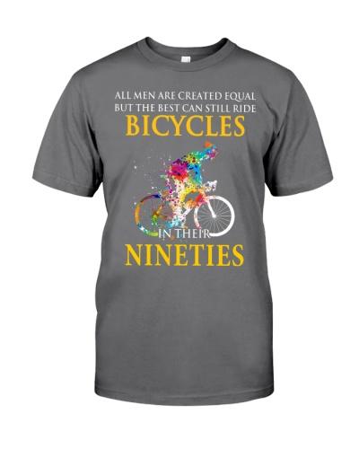 Equal Cycling NINETIES Men Shirt - FRONT