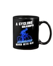 A CYCLING GRANDPA - NEVER GETS OLD Mug thumbnail