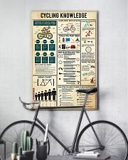KNOWLEDGE CYCLING 11x17 Poster lifestyle-poster-7