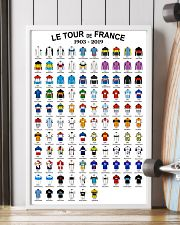 TOUR DE FRANCE Jersey History 1903-2019 11x17 Poster lifestyle-poster-4