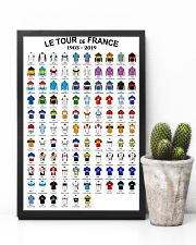 TOUR DE FRANCE Jersey History 1903-2019 11x17 Poster lifestyle-poster-8