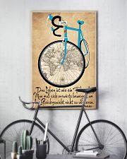Das Leben ist wie ein Fahrrad 16x24 Poster lifestyle-poster-7