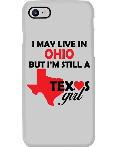 Texas Girl Lives in Ohio