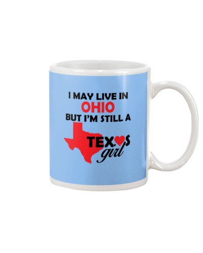 Texas Girl Lives in Ohio