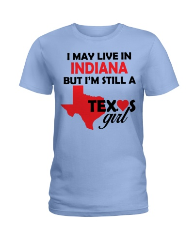 Texas Girl Lives in Indiana