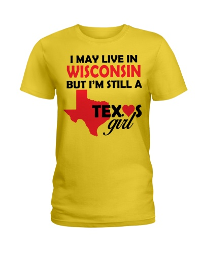 Texas Girl Lives in Wisconsin