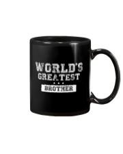 World's Greatest Brother Mug thumbnail