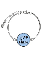 Hawaii Life - HiLife Metallic Circle Bracelet thumbnail
