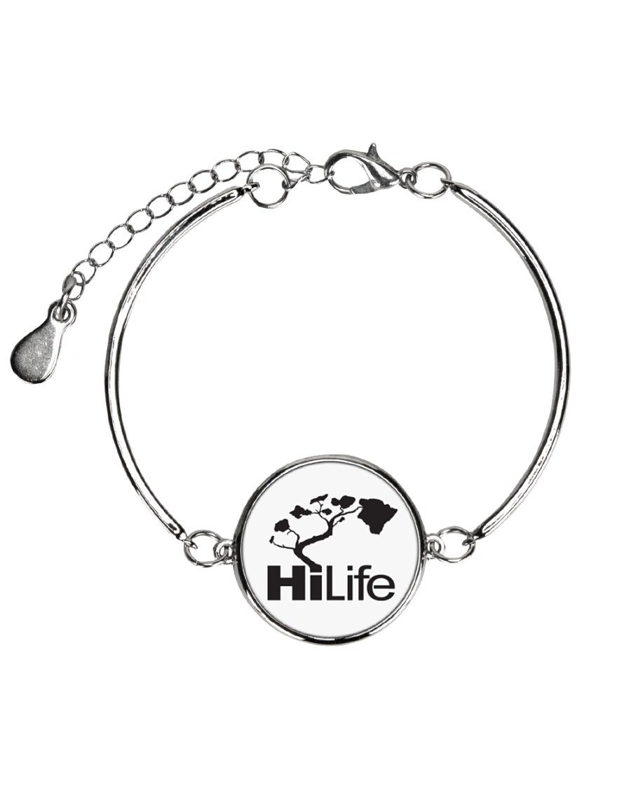 Hawaii Life - HiLife Metallic Circle Bracelet