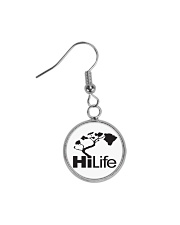 Hawaii Life - HiLife Circle Earrings thumbnail