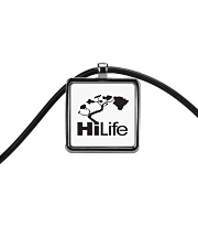 Hawaii Life - HiLife Cord Rectangle Necklace thumbnail