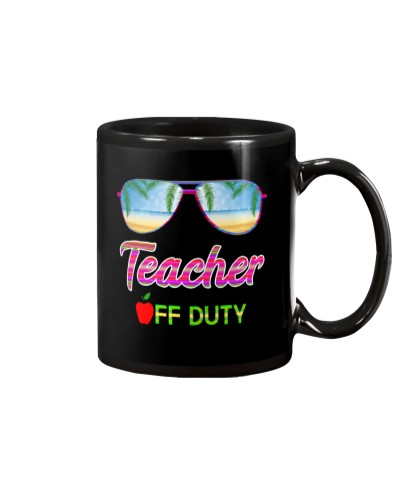 TEACHER OFF DUTY