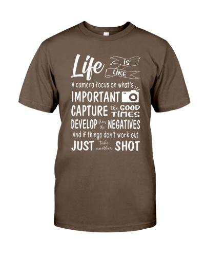 LIFE IS LIKE A CAMERA 1