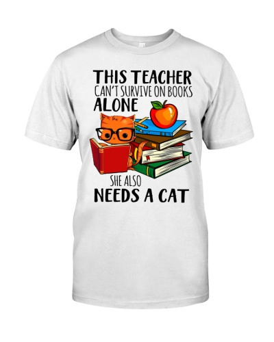 THIS TEACHER NEEDS A CAT