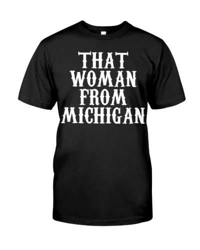 That woman from Michigan