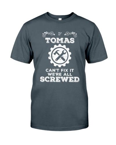 Everybody needs awesome Tomas