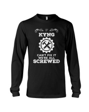 Everybody needs awesome Kyng Long Sleeve Tee thumbnail