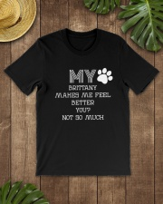 My Brittany better than you Classic T-Shirt lifestyle-mens-crewneck-front-18