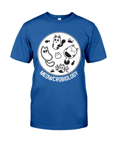 Meowcrobiology Microbiology cat lover