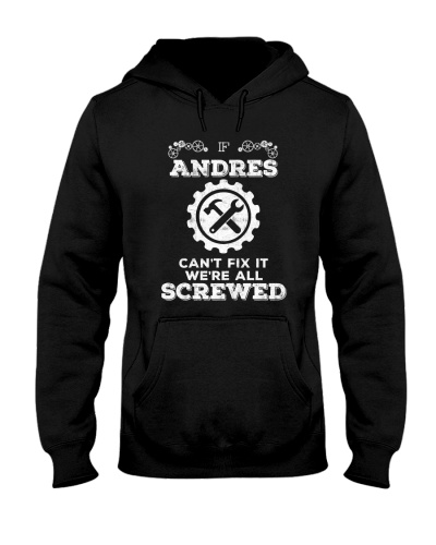 Everybody needs awesome Andres