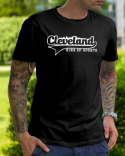Cleveland king of sports Classic T-Shirt lifestyle-mens-crewneck-front-7
