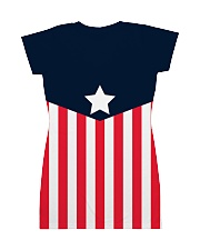 Independence day 4th July All-over Dress back